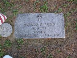 Alfred D Aubin