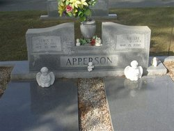Josie Lee <I>Tucker</I> Apperson