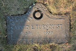 Arvid E Turnquist