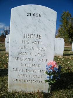 Irene <I>Lind</I> Dietz