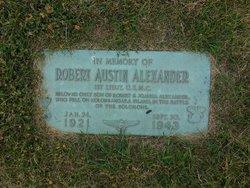 Robert Austin Alexander