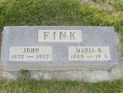 Marie Katherine Fink