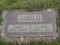 """Emilia """"Emily"""" <I>Erickson</I> Gould"""