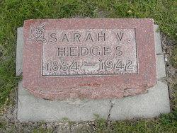 "Sarah Virginia ""Jennie"" <I>Boyd</I> Hedges"