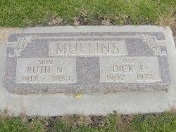 Ruth N <I>Kresha</I> Mullins