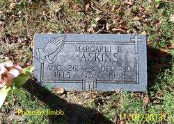 Margaret <I>Bennett</I> Askins