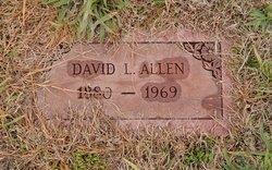 David Lewis Allen