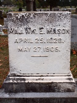 Maj William Emery Mason