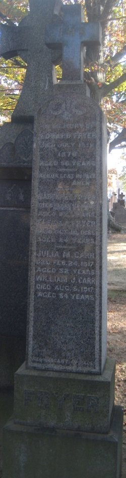Judge William John Carr