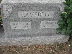 Walter B Campbell