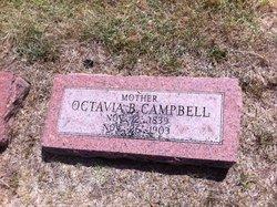 Octavia B Campbell