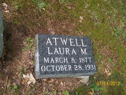 Laura Mabel <I>Lawton</I> Atwell