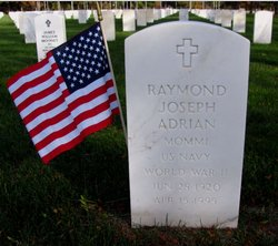 Raymond Joseph Adrian