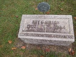 PFC Roy C Gibson