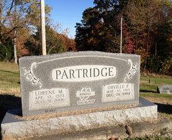 Orville F Partridge