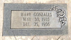 Mary Gonzales