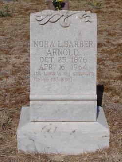 Nora Louise <I>Barber</I> Arnold