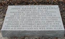 John George Bamberg