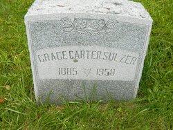 Grace <I>Carter</I> Sulzer