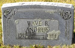 Wave B. Andrus