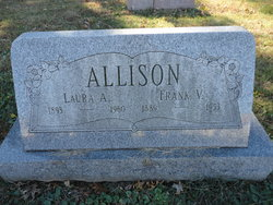 Laura A <I>Deimler</I> Allison