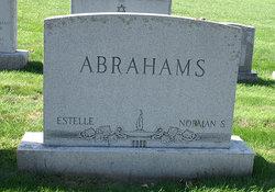"Estelle ""Stella"" <I>Stich</I> Abrahams-Mirkin"