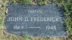John Donnan Fredericks