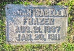 """Sarah Isabella """"Belle"""" <I>Alexander</I> Frazer"""