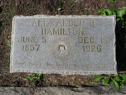 Alexander Duncan Hamilton