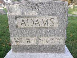 Mary Susan <I>Hiner</I> Adams
