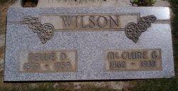 Nellie <I>Draper</I> Wilson