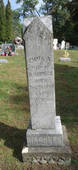 Emma A Haboeck
