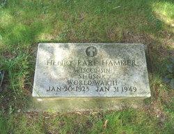 Henry Earl Hammer