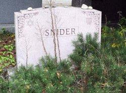 Hazel Anna <I>Snider</I> Silver