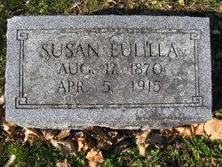 Susan E. <I>Cook</I> Hillier