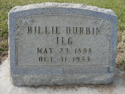 Billie <I>Durbin</I> Ilg