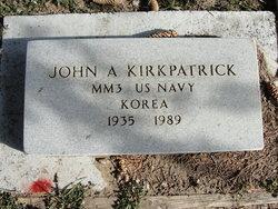 John Albert Kirkpatrick