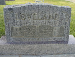 Thomas Raymond Loveland