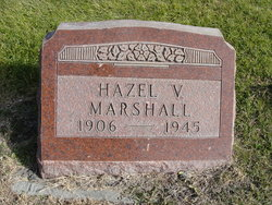 Hazel Viola <I>Ranf</I> Marshall