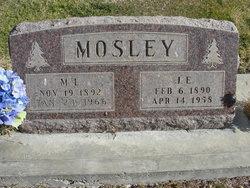 Margaret Lucille Mosley