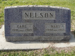 Mrs Mary Nelson