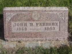 John B Perrine