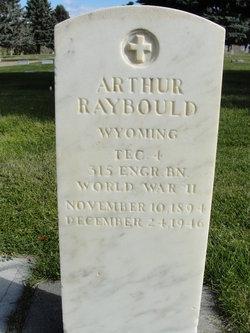 Arthur Raybould