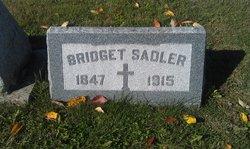 Bridget <I>Higgins</I> Sadler