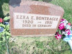 Ezra E Bontrager