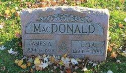 "Henrietta ""Etta"" MacDonald"