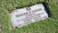 2LT William P Barner