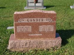 Alice Josephine <I>Jarboe</I> Gander