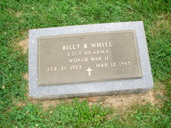 Billy B. White