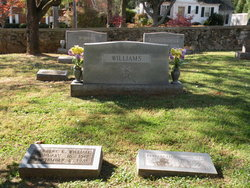 Elizabeth Gertrude <I>Sublett</I> Williams